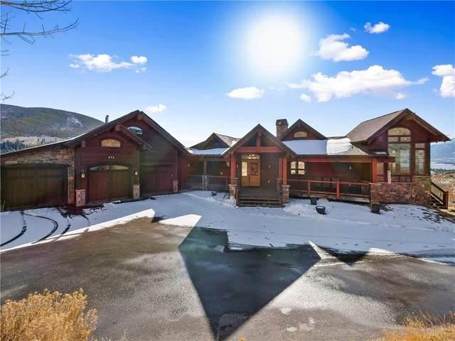 432 Ptarmigan Ranch Road, Dillon, CO 80435 (MLS #S1023147) :: Colorado Real Estate Summit County, LLC