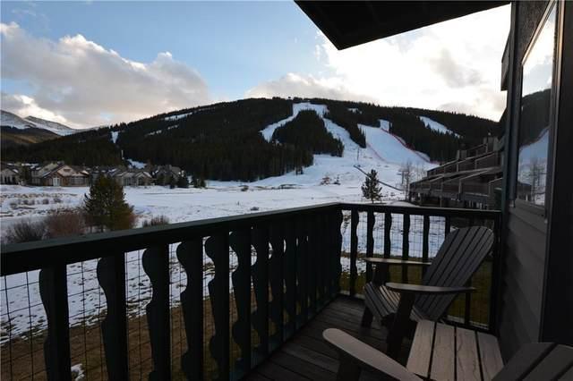 82 Wheeler Circle 217B-3, Copper Mountain, CO 80443 (MLS #S1023196) :: Dwell Summit Real Estate
