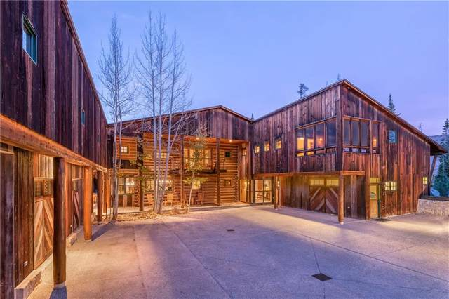 000 Pearl Lane, Silverthorne, CO 80498 (MLS #S1023219) :: Colorado Real Estate Summit County, LLC