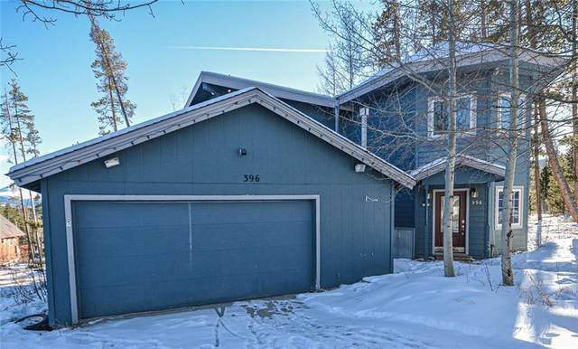 396 Royal Redbird Drive, Silverthorne, CO 80498 (MLS #S1023281) :: Colorado Real Estate Summit County, LLC