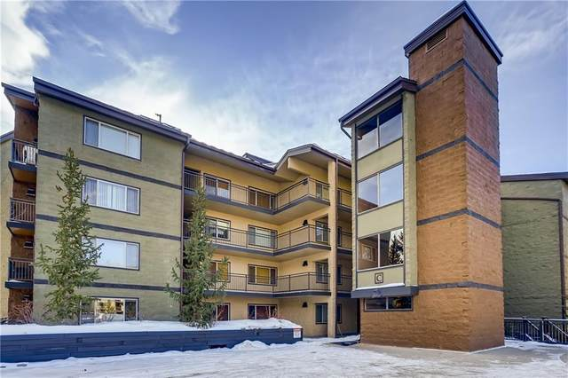 765 Columbine Drive C-303, Breckenridge, CO 80424 (MLS #S1023451) :: Dwell Summit Real Estate