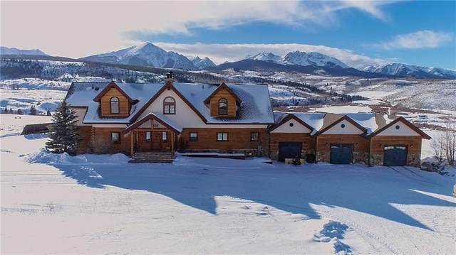 918 Lindstrom Road, Silverthorne, CO 80498 (MLS #S1023484) :: Colorado Real Estate Summit County, LLC