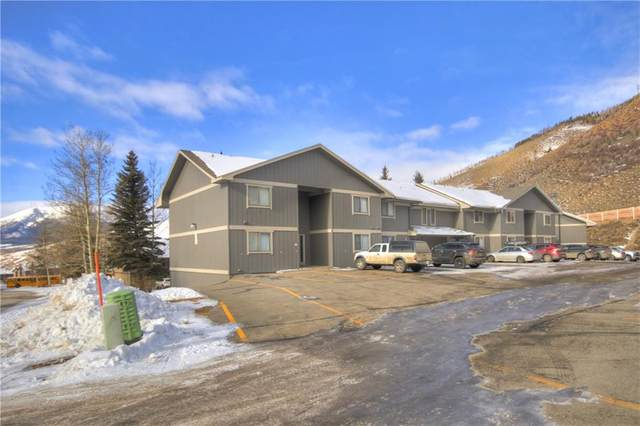 1143 Straight Creek Drive H-103, Dillon, CO 80435 (MLS #S1023494) :: Colorado Real Estate Summit County, LLC
