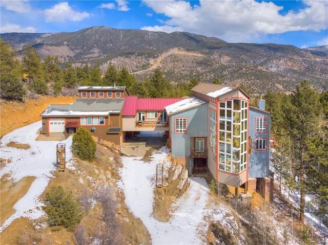 36570 N Us Hwy 24, Buena Vista, CO 81211 (MLS #S1023545) :: Colorado Real Estate Summit County, LLC