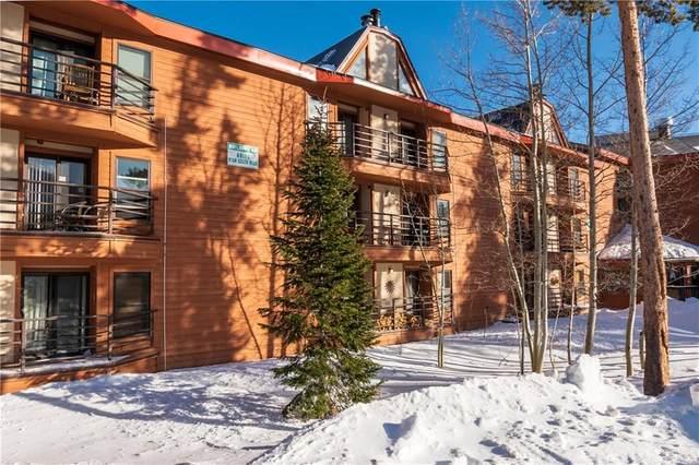 89100 Ryan Gulch Road #304, Silverthorne, CO 80498 (MLS #S1023565) :: Colorado Real Estate Summit County, LLC