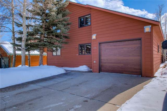 235 E Rabbit Court, Silverthorne, CO 80498 (MLS #S1023636) :: Colorado Real Estate Summit County, LLC