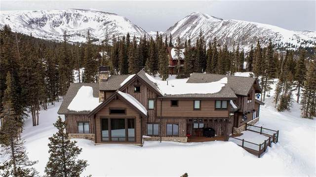 374 Camron Lane, Breckenridge, CO 80424 (MLS #S1023746) :: Colorado Real Estate Summit County, LLC