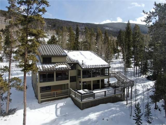 25 Clover Lane, Keystone, CO 80435 (MLS #S1023755) :: Colorado Real Estate Summit County, LLC