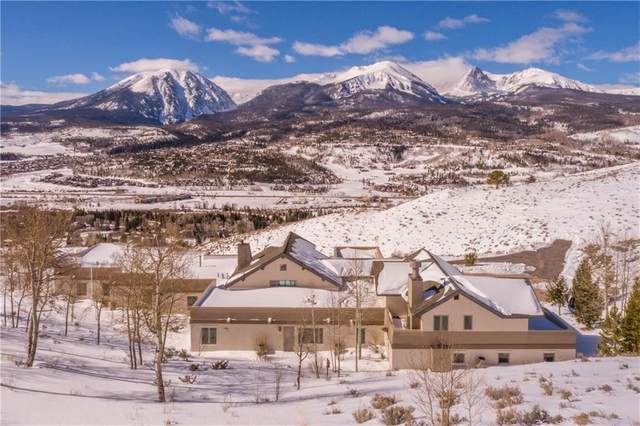 160 Hamilton Creek Trail, Silverthorne, CO 80498 (MLS #S1023947) :: Dwell Summit Real Estate
