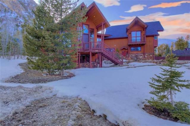 45 Juniper Drive, Frisco, CO 80443 (MLS #S1023951) :: Dwell Summit Real Estate