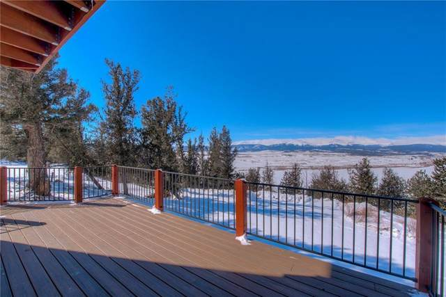5137 Middle Fork Vista, Fairplay, CO 80440 (MLS #S1023969) :: Colorado Real Estate Summit County, LLC