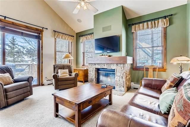 680 S Main Street #27, Breckenridge, CO 80424 (MLS #S1024000) :: eXp Realty LLC - Resort eXperts