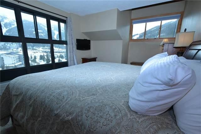 209 Ten Mile Circle 701/701A, Copper Mountain, CO 80443 (MLS #S1024139) :: Dwell Summit Real Estate