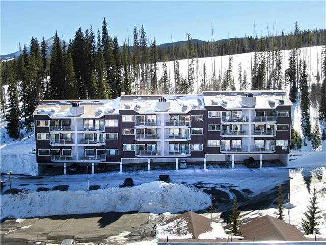 9876 Ryan Gulch Road 305-F, Silverthorne, CO 80498 (MLS #S1024180) :: Dwell Summit Real Estate