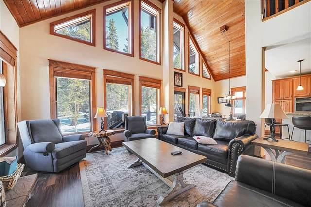 661 Penstemon Road, Keystone, CO 80435 (MLS #S1024190) :: Colorado Real Estate Summit County, LLC