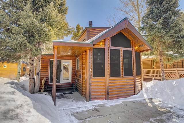 85 Revett Drive #121, Breckenridge, CO 80424 (MLS #S1024291) :: Colorado Real Estate Summit County, LLC