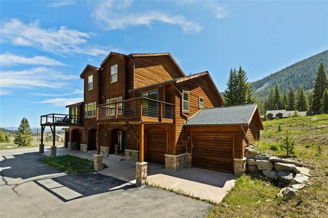 190 Whispering Pines Circle, Blue River, CO 80424 (MLS #S1024301) :: Clare Day with Keller Williams Advantage Realty LLC