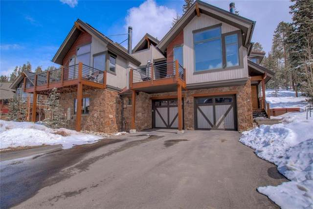 76 Luisa Drive, Breckenridge, CO 80424 (MLS #S1024432) :: Dwell Summit Real Estate