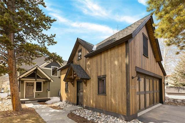 302B S Harris Street B, Breckenridge, CO 80424 (MLS #S1024647) :: Colorado Real Estate Summit County, LLC