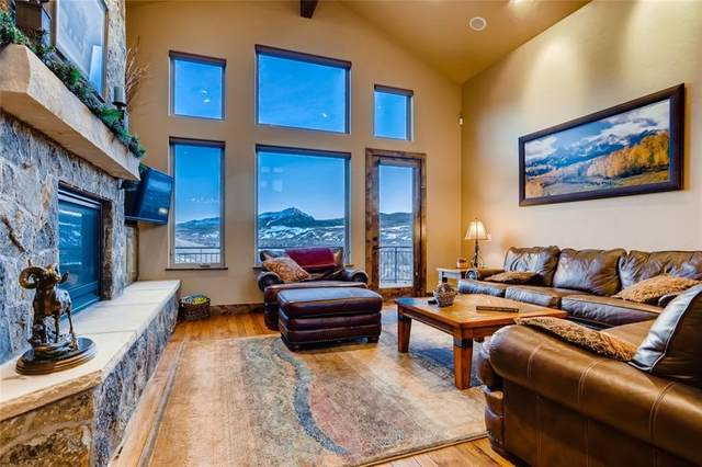 900 Bald Eagle Road, Silverthorne, CO 80498 (MLS #S1024656) :: Dwell Summit Real Estate