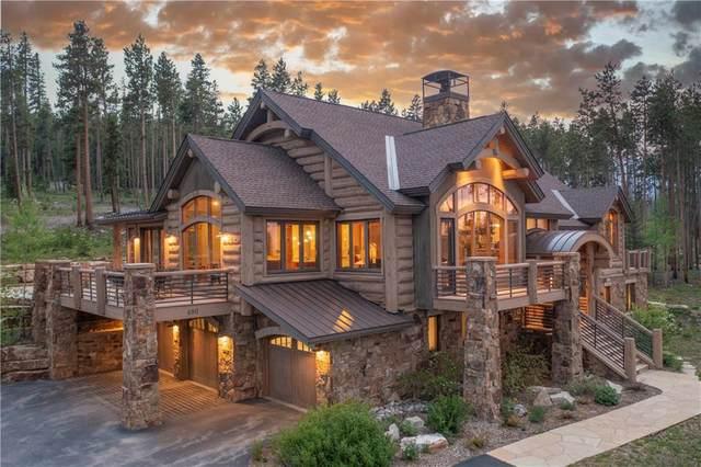 480 Golden Age Drive, Breckenridge, CO 80424 (MLS #S1024684) :: eXp Realty LLC - Resort eXperts