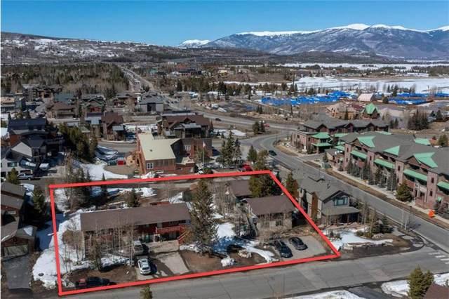 705 - 709 Frisco Street 1 - 7, Frisco, CO 80443 (MLS #S1024782) :: Colorado Real Estate Summit County, LLC