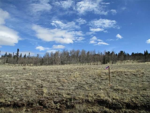 1080 Longbow Drive, Como, CO 80432 (MLS #S1024848) :: Colorado Real Estate Summit County, LLC