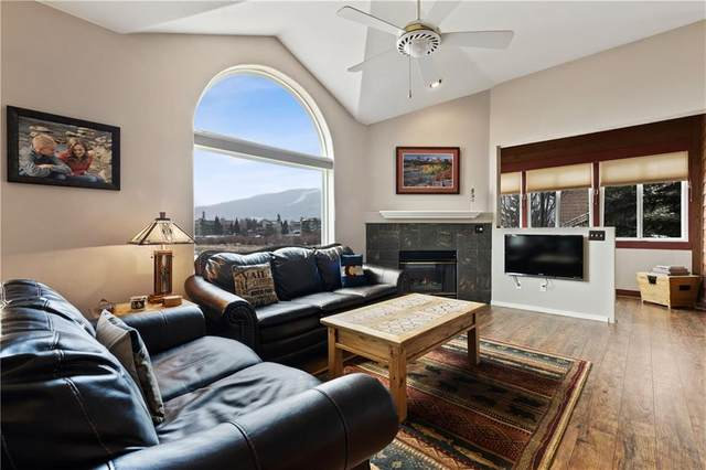 810A Lakepoint Court A, Frisco, CO 80443 (MLS #S1024856) :: eXp Realty LLC - Resort eXperts