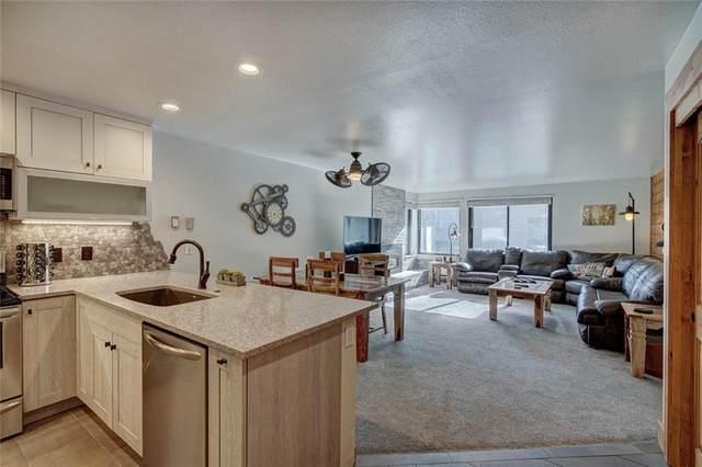 166 Argentine Court #1411, Keystone, CO 80435 (MLS #S1024887) :: Colorado Real Estate Summit County, LLC