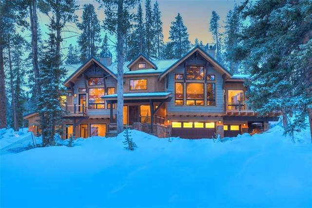 2003 Highlands Drive, Breckenridge, CO 80424 (MLS #S1025906) :: eXp Realty LLC - Resort eXperts