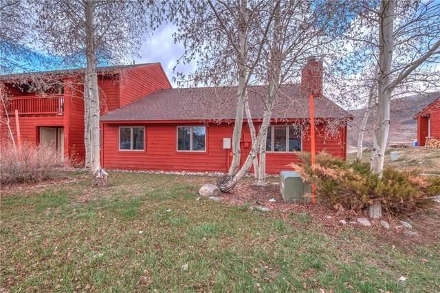 252 Cove Boulevard #8, Dillon, CO 80435 (MLS #S1025961) :: Colorado Real Estate Summit County, LLC