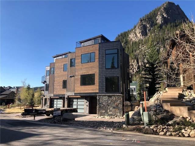 312 Streamside Lane B, Frisco, CO 80443 (MLS #S1026223) :: Colorado Real Estate Summit County, LLC