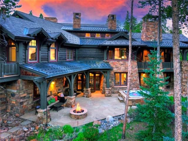 33 Iron Mask Road, Breckenridge, CO 80424 (MLS #S1026224) :: Colorado Real Estate Summit County, LLC