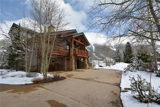 75 Masters Drive, Copper Mountain, CO 80443 (MLS #S1026236) :: Colorado Real Estate Summit County, LLC