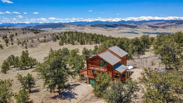 836 Reinecker Court, Fairplay, CO 80440 (MLS #S1027321) :: eXp Realty LLC - Resort eXperts