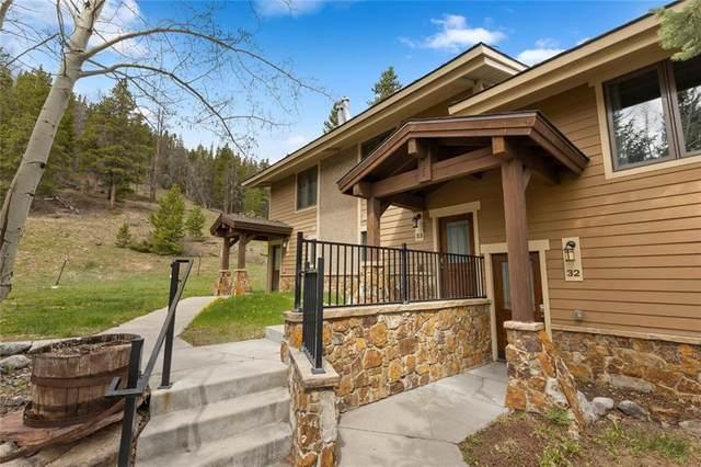 877 Airport Road #32, Breckenridge, CO 80424 (MLS #S1027363) :: Colorado Real Estate Summit County, LLC