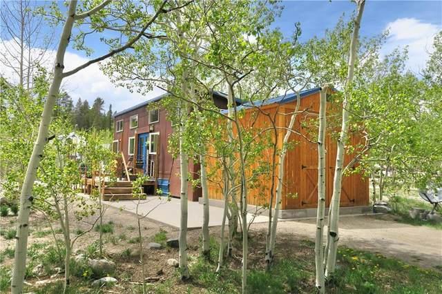 53 Sunshine Loop, Fairplay, CO 80440 (MLS #S1027426) :: Colorado Real Estate Summit County, LLC