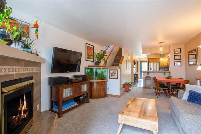 716 E Anemone Trail M, Dillon, CO 80435 (MLS #S1027436) :: Colorado Real Estate Summit County, LLC