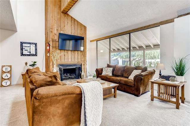 760 Copper Road #202, Copper Mountain, CO 80443 (MLS #S1027443) :: eXp Realty LLC - Resort eXperts