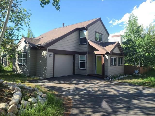 106 Blue Grouse Lane, Silverthorne, CO 80498 (MLS #S1027581) :: eXp Realty LLC - Resort eXperts