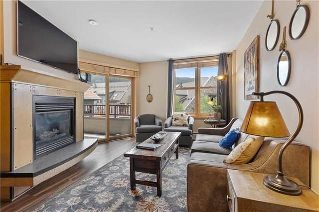 140 Ida Belle Drive #8214, Keystone, CO 80435 (MLS #S1027638) :: Dwell Summit Real Estate