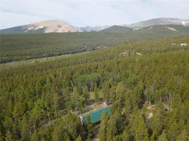 1600 Venture Road, Fairplay, CO 80440 (MLS #S1027765) :: eXp Realty LLC - Resort eXperts