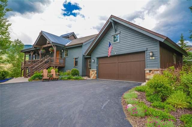 126 Talon Circle, Silverthorne, CO 80498 (MLS #S1028851) :: eXp Realty LLC - Resort eXperts