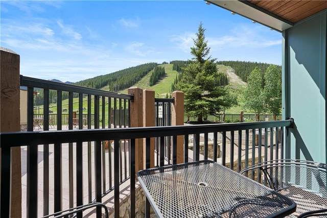 154 Wheeler Place #102, Copper Mountain, CO 80443 (MLS #S1028929) :: eXp Realty LLC - Resort eXperts