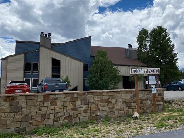 3474 Ryan Gulch Road #3474, Silverthorne, CO 80498 (MLS #S1028937) :: Colorado Real Estate Summit County, LLC