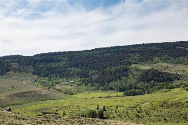n/a Gore Pass, Kremmling, CO 80459 (MLS #S1028950) :: Colorado Real Estate Summit County, LLC