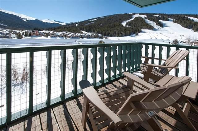 82 Wheeler Circle 315C-3, Copper Mountain, CO 80443 (MLS #S1029036) :: Colorado Real Estate Summit County, LLC