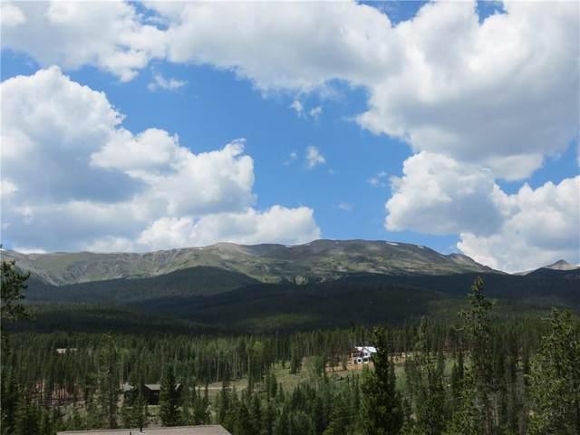 175 Protector Place, Breckenridge, CO 80424 (MLS #S1029098) :: Colorado Real Estate Summit County, LLC