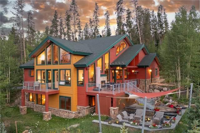 1809 Highlands Drive, Breckenridge, CO 80424 (MLS #S1029127) :: eXp Realty LLC - Resort eXperts