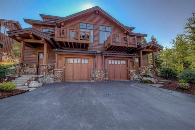 22 Dewey Placer Drive #22, Breckenridge, CO 80424 (MLS #S1029134) :: eXp Realty LLC - Resort eXperts